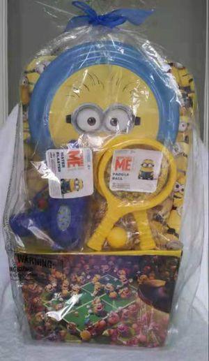 Minion Toys Gift Set (Brand New) $5 for Sale in Glendora, CA