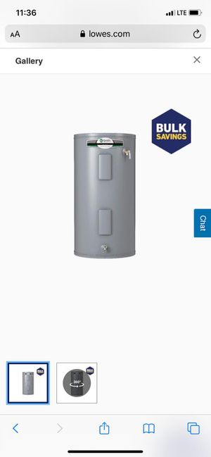 Brand new water heater for Sale in Houston, TX
