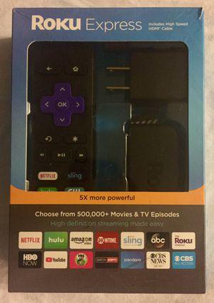 Roku streaming stick express 3900X for Sale in San Lorenzo, CA