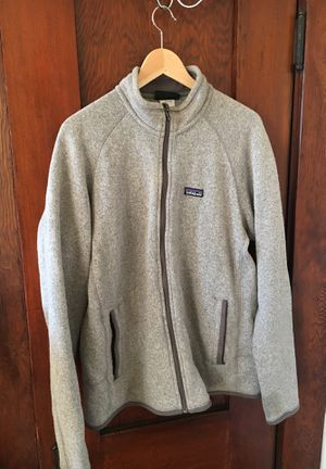 Patagonia zip up sweater for Sale in San Diego, CA