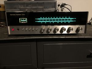 Harman Kardon 330C vintage stereo receiver for Sale in Scottsdale, AZ