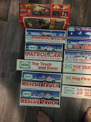 Hess trucks for Sale in Shavertown, PA
