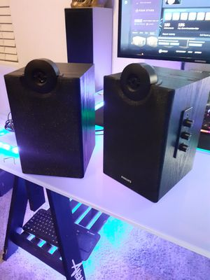 Phillips Bluetooth multi media 2.0 computer speakers mint condition for Sale in Goodyear, AZ