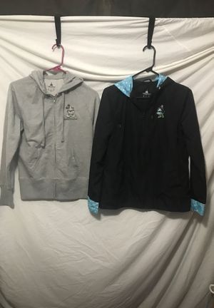 Lot of 2 Xs Disney parks jackets Sz Xs Euc for Sale in Kissimmee, FL