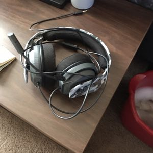 Play station 41 TB to PS4 controllers two charging cords three pair of headphones all the AC adapter cords for Sale in Madison, WI