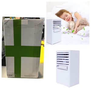 Portable Air Conditioner Fan Mini Evaporative Air Circulator Cooler Humidifier for Sale in Stafford, TX