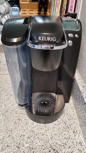 Keurig with K Cup Stand for Sale in Arlington, TX