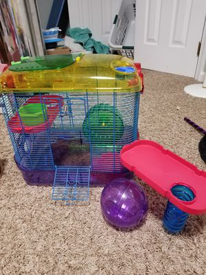 Hamster Habit Trail for Sale in Ashburn, VA