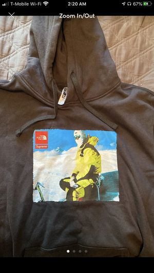 Supreme x North face Hoodie for Sale in Chicago, IL