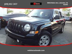 2014 Jeep Patriot for Sale in Lakeside, CA