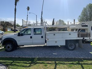 2006 Ford F450 Flat bed Truck for Sale in Riverside, CA