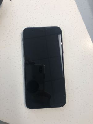 iPhone X 64g UNLOCKED for Sale in Davie, FL