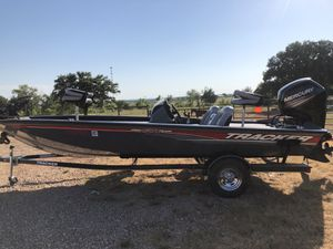 2016 Pro Team 190 Bass Tracker for Sale in Alvord, TX
