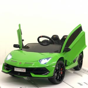 12V Kids Electric Powered Battery Ride on Car w/ Remote Control, Music Player, LED Lights for Sale in West Covina, CA