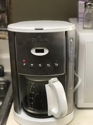 Gevalia New Gevalia Programmable Coffee Maker 12 - New Kitchen Appliances for Sale in Los Altos, CA