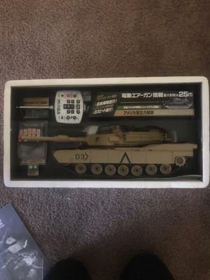 RC Air Gun Battle Tank M1A2 Abrams for Sale in Lauderdale, MS