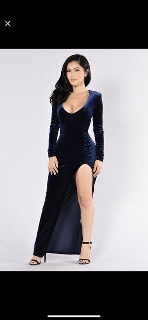 Fashion Nova Navy Blue Dress for Sale in South El Monte, CA