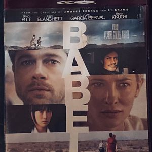BABEL HD DVD MOVIE for Sale in Mansfield, TX