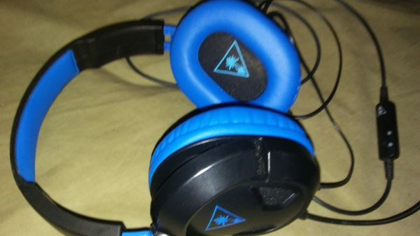 PS4 gameing headset