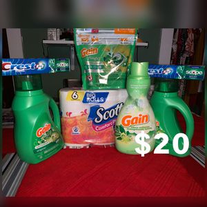 Household bundles for Sale in Henderson, KY