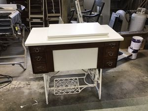Antique Sewing Machine Table for Sale in Sevierville, TN
