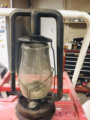 New York Dietz-15 oil lamp for Sale in Industry, CA