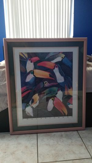 Tucan Common Painting for Sale in Fort Lauderdale, FL