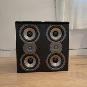 Polk Audio TSi200 Stereo Bookshelf Speakers (pair) for Sale in Los Angeles, CA