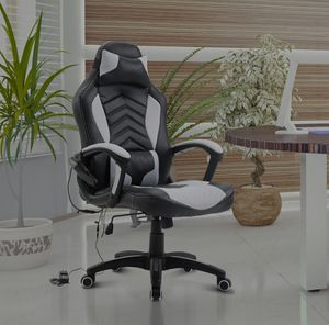 Racing Style Heated Gaming Chair for Sale in Las Vegas, NV