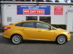 2012 Ford Focus for Sale in Renton, WA