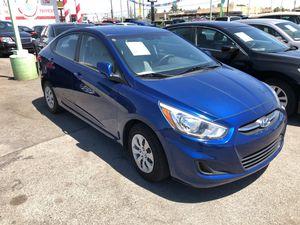 2015 Hyundai accent $500 down delivers habla espanol for Sale in Las Vegas, NV