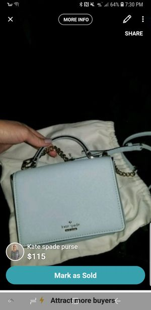 Kate spade purse for Sale in Boonville, IN