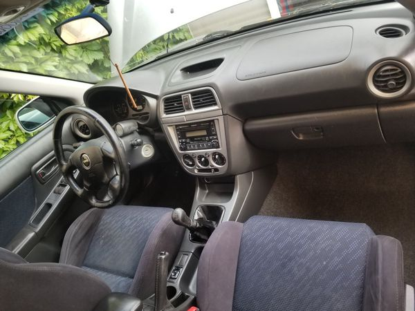 03 Subaru wrx