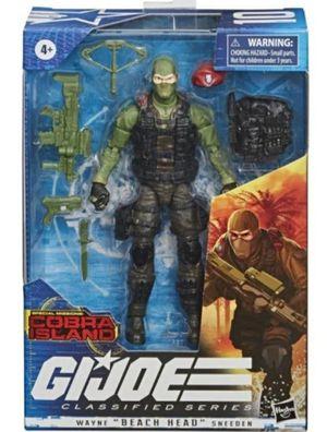 G.I. Joe Classified Beach Head Action Figure TARGET EXCLUSIVE for Sale in Goodyear, AZ