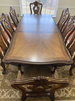 Dining Table And 8 Chairs for Sale in Catonsville,  MD