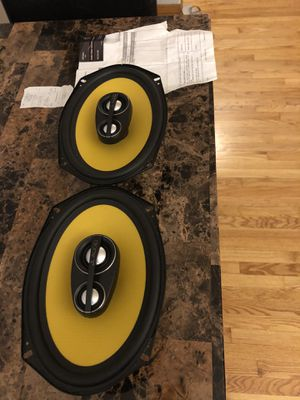 6x9 speakers for Sale in Chicago, IL
