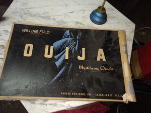 *** Old school Ouija Board game*** for Sale in Philadelphia, PA