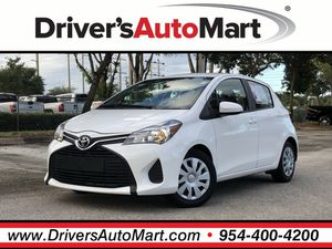 2017 Toyota Yaris for Sale in Davie, FL