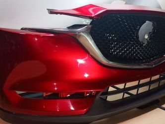 Mazda CX-5 oem Hood & complete front bumper assembly for Sale in San Antonio,  TX
