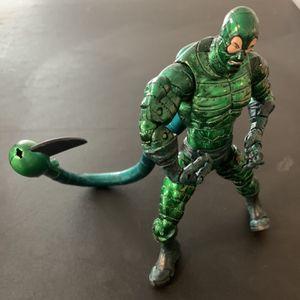 Rare 2005 Spider-man Tail-Strike Scorpion Figure Marvel Toy Biz for Sale in Lilburn, GA