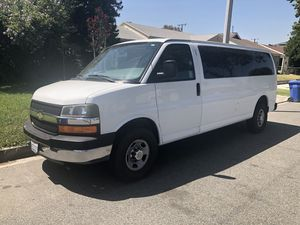 2500 Down - 92k Miles - Chevy Express Van - Clean title- Smogged- tags 2020 for Sale in Rosemead, CA