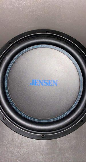 Jenson sub woofer for Sale in Phoenix, AZ
