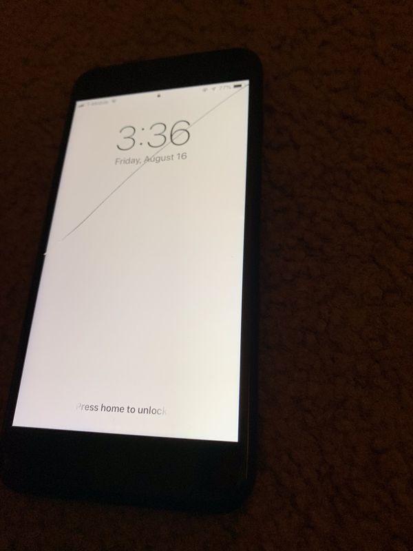 Iphone 7 plus 32gb black