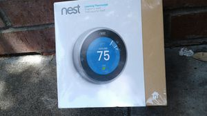 Nest learning thermostat for Sale in San Francisco, CA
