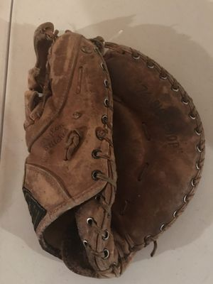 "Vintage Wilson Don Mincher ""The Big Scoop"" Baseball Glove for Sale in Fort Wayne, IN"