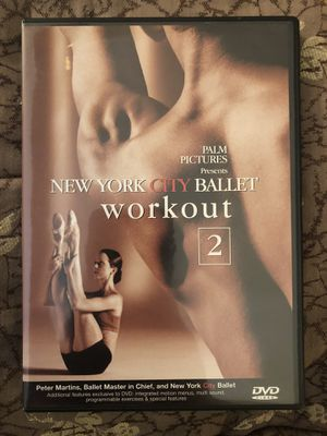New York City Ballet Workout Vol. 2 for Sale in Coral Gables, FL