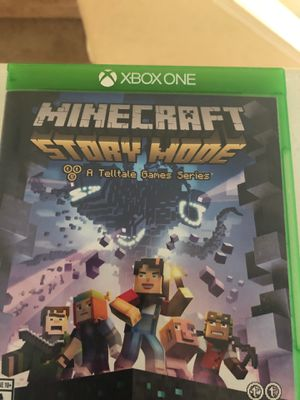 Minecraft Story Mode: Season Pass Disc for Sale in Wimauma, FL