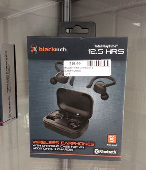 Blackweb wireless earphones for Sale in Escondido, CA