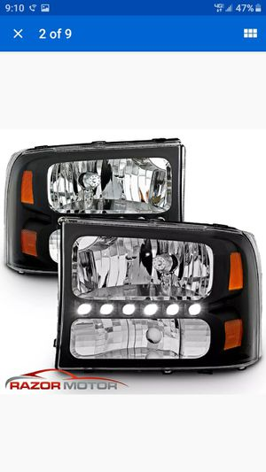 Ford f250 lights, and fender protectors for Sale in Phoenix, AZ