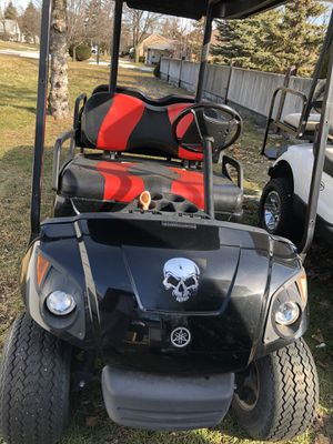 2009 Yamaha 48V Electric Golf Cart for Sale in Mount Pleasant, WI